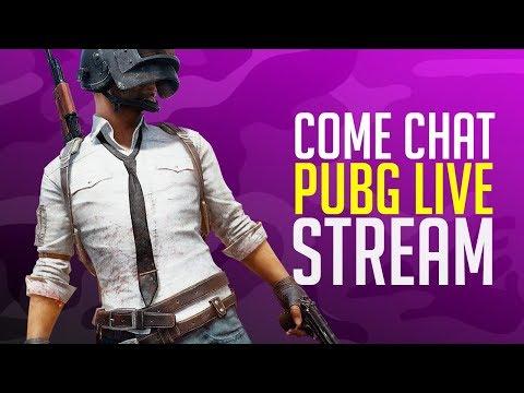PUBG Xbox One X LIVE