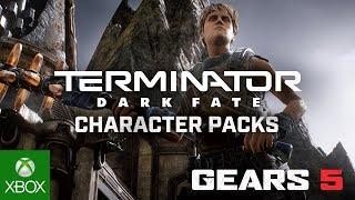 Gears 5 - Terminator Dark Fate Character Packs