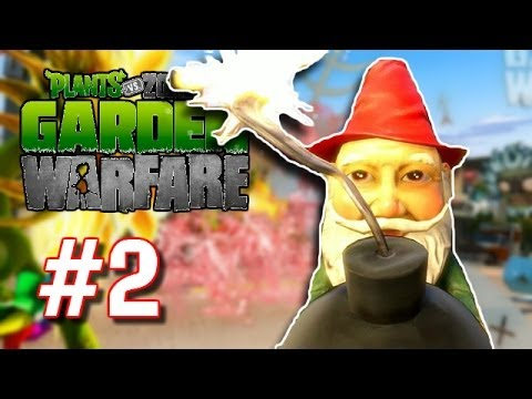 Gnome Bomb Beasts Plants Vs Zombies Garden Warfare Gameplay Walkthrough Part 2 Xbox One