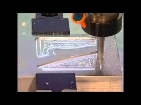 04 Argo 40 CNC Machining Center by Fom Industrie Part 1