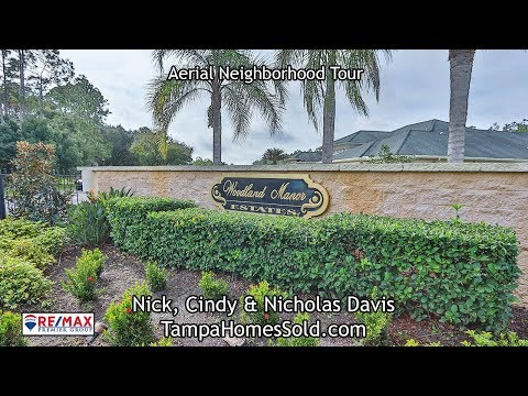 Woodland Manor Estates, Lutz , FL - Neighborhood Tour