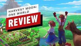 Harvest Moon: One World Review (Video Game Video Review)