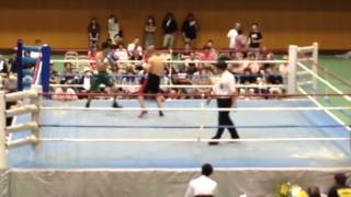 「FIGHT in 亀山 」 亀山市立 西野運動公園体育館 主催:鈴鹿ニイミボク...