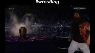WWE RAW 9/03/15 THE UNDERTAKER Play Mind Games Bray Wyatt