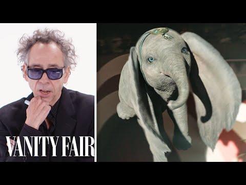 Tim Burton Breaks Down Dumbo's Parade Scene With Colleen Atwood   Vanity Fair