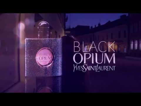 Black Opium advert