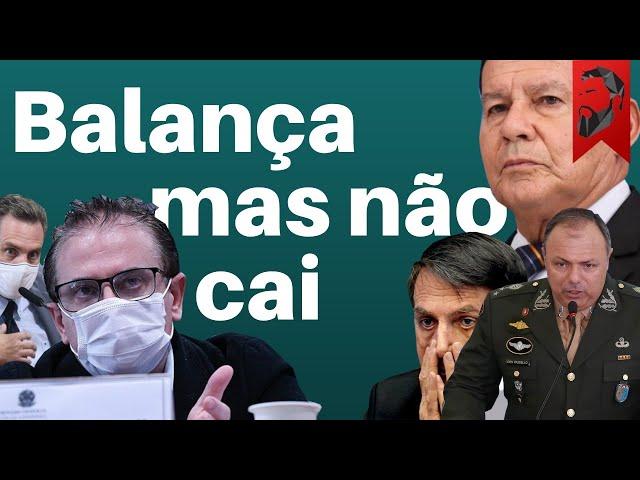 A REPÚBLICA DOS CORONÉIS: BOLSONARO, CIA, MILITARES E O MAR DE LAMA