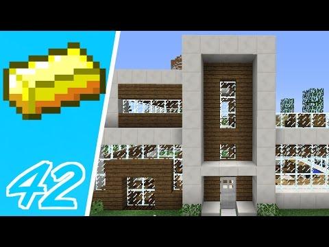 Dansk Minecraft - Pengebyen #42: FLOTTESTE HUS!!