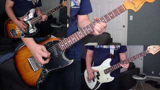 Krimson - Warpaint | Guitar and Bass Cover