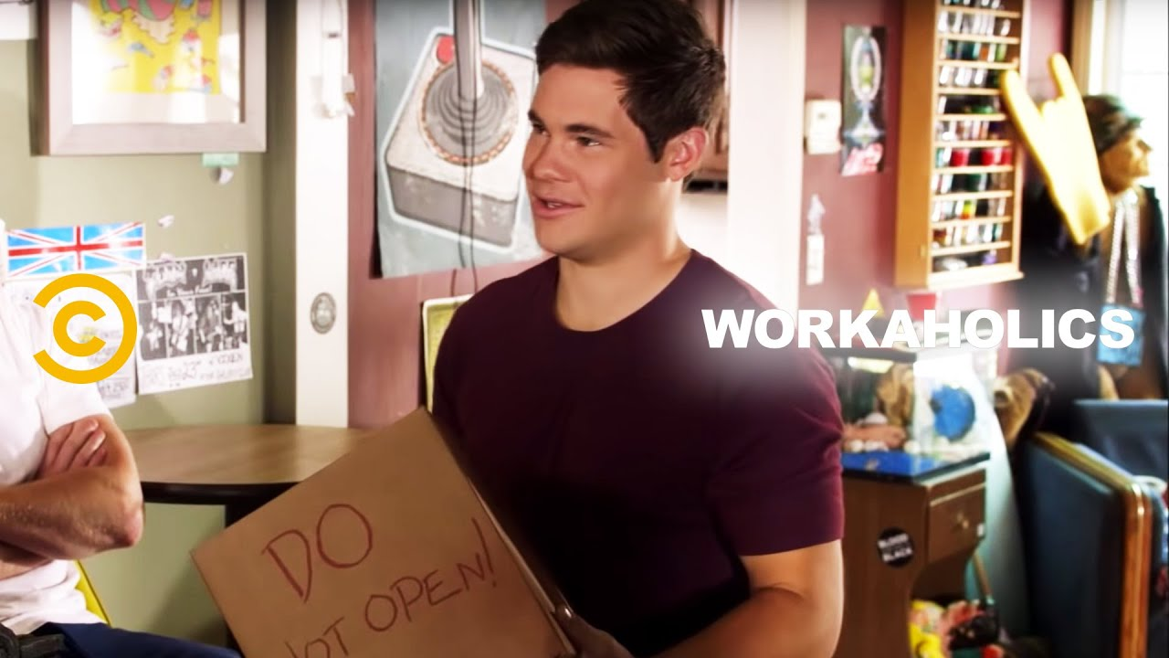 Download Workaholics - What's in the Box?