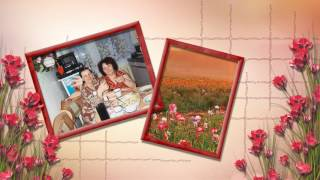 С Юбилеем 60 лет маме