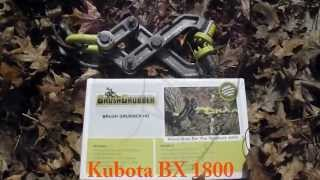 Brush Grubber Tree Stump Removal Review