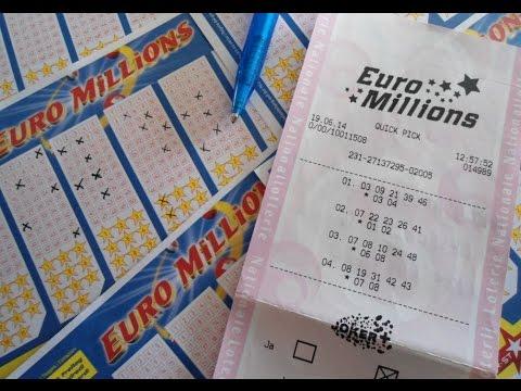 Euro Lotto Ziehung Wann