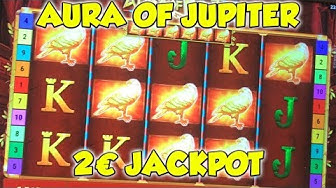 Aura of Jupiter JACKPOT auf 2€ - FREISPIELE Online Spielothek - Merkur Magie, Novoline HD