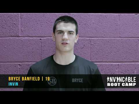 SB Fitness - Bryce Invincible Bootcamp Testimonial