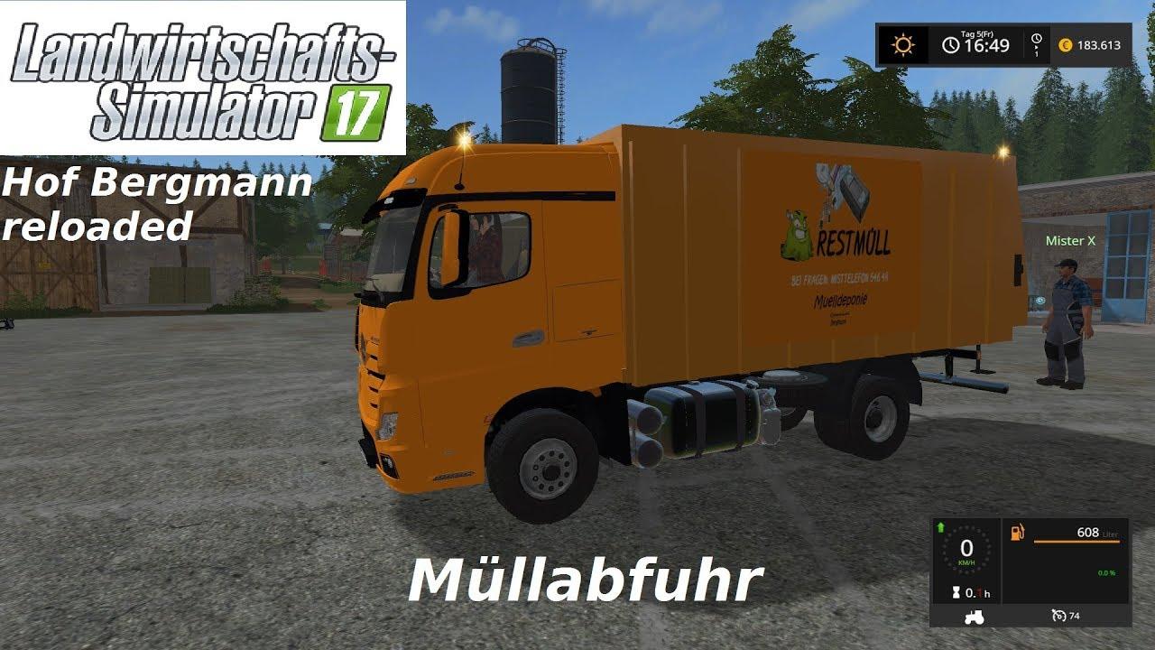 Ls17 MГјllwagen