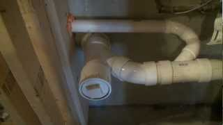 Basement Bathroom Ejector Pump System (Do I Need One?)