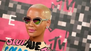 Amber Rose Says Women Should Know how to Seduce a Man to Get What They Want out of Him.