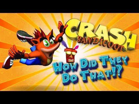 How Did They Do That - Crash Bandicoot's Cartoony Animation
