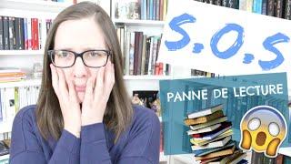 Je ne lis pas assez...   5 astuces contre la panne de lecture