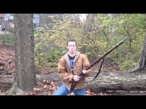 Springfield model 1861 rifled musket