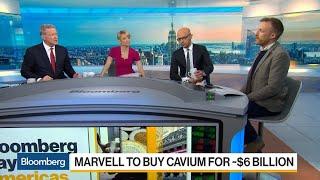 Rolland, Hammond on the Marvell-Cavium Deal