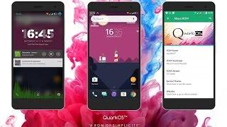 YU Yureka QuarkOS v3.0 Stable Rom Full Review