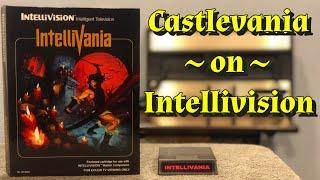 Castlevania on Intellivision: Intellivania