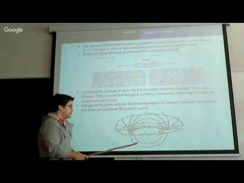 Speaker: Diego Rubiera-Garcia (Lisbon University)