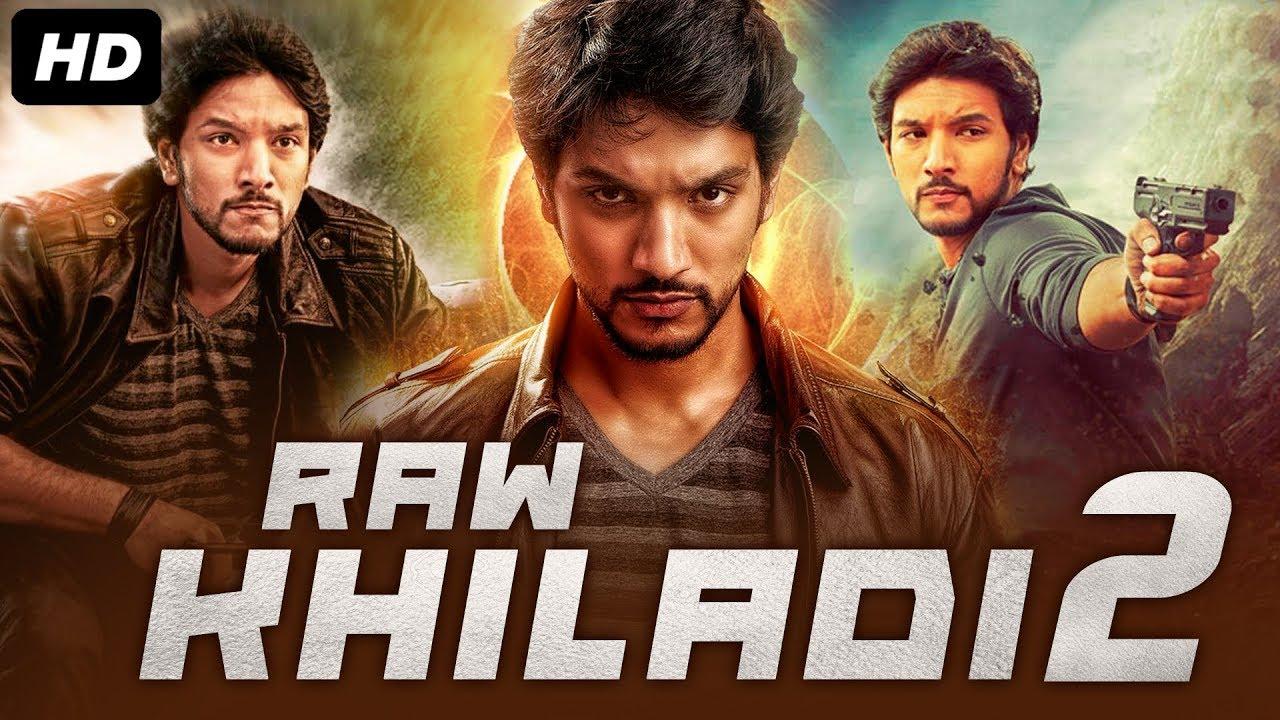 Download RAW KHILADI 2 - South Indian Movies Dubbed In Hindi Full Movie | Hindi Dubbed Movies | South Movie