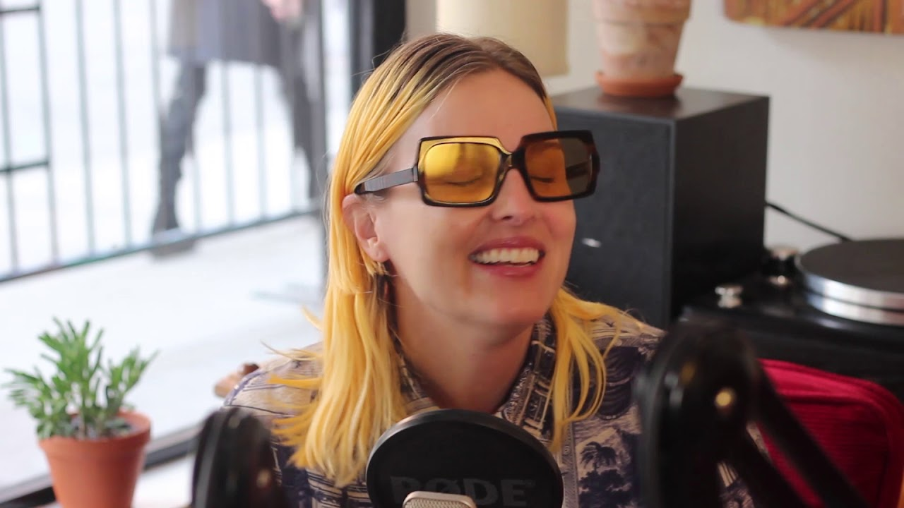 Download Daily Dose of Poetry Episode 25: High Maintenance Co-Creator Katja Blichfeld (Poetry Month)