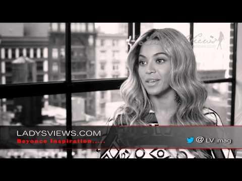 Beyonce Inspiration