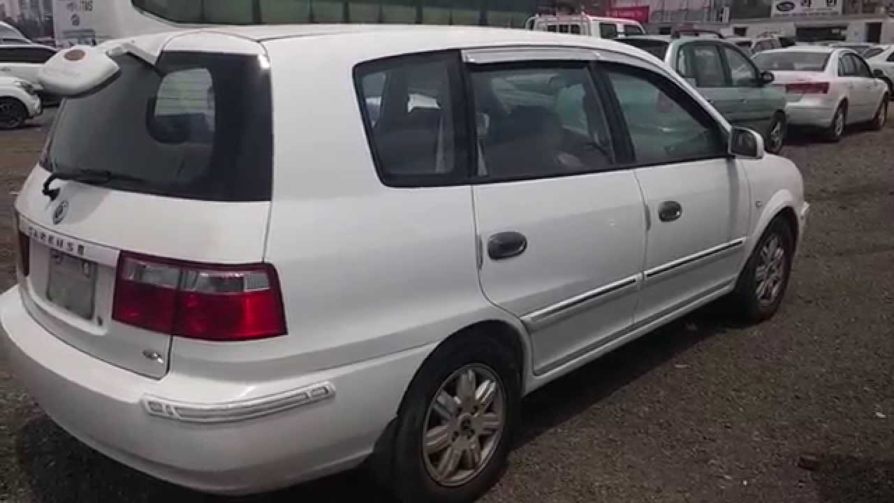 Kia Carens Ii Diesel Manual