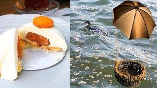 Снова в строю. Дерганная корзина :) Чай на вес золота! Красивые виды. Измир, Турция.