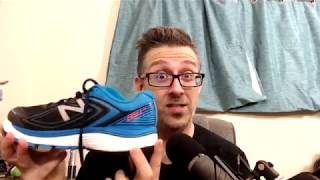 New Balance 860v8 Running Shoe First Impressions Review