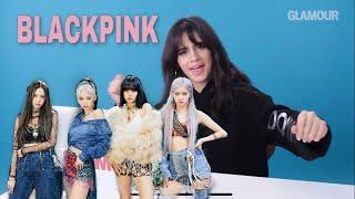 CAMILA CABELLO REACTS TO BLACKPINK | K-POP