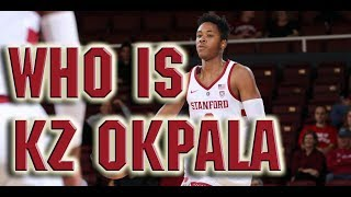 Who Is KZ Okpala  Where Will He Be Draftednbadraft2019