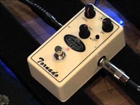 rothwell tornado overdrive guitar effects pedal demo youtube. Black Bedroom Furniture Sets. Home Design Ideas