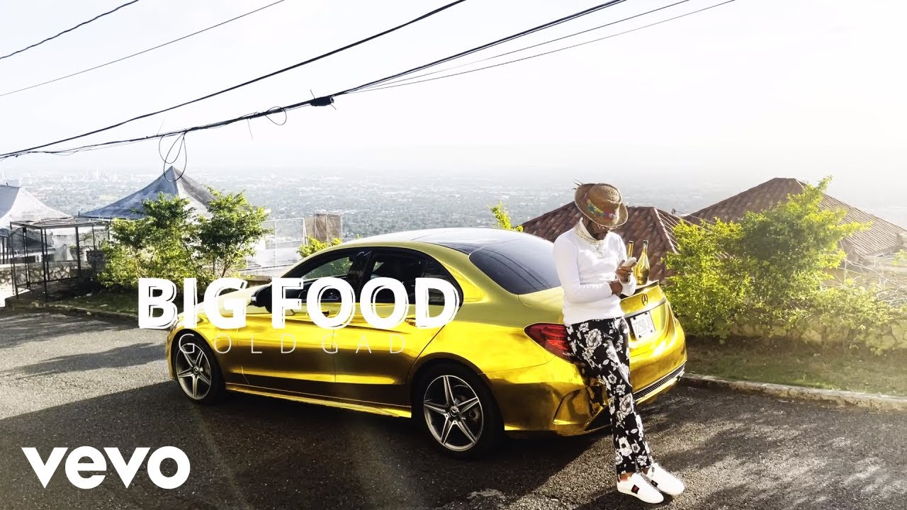 Gold Gad - Big Food (Official Music Video)
