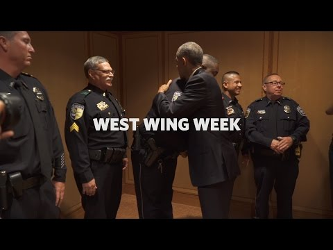 "Thumbnail: West Wing Week 7/15/16 or, ""One American Family"""