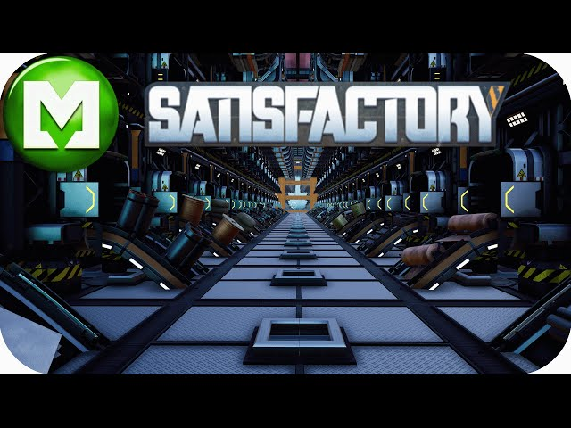 How to building a tidy Auto Sorter, Satisfactory Update 3