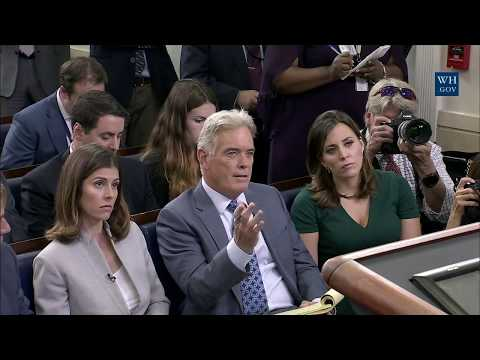 9/12/17: White House Press Briefing