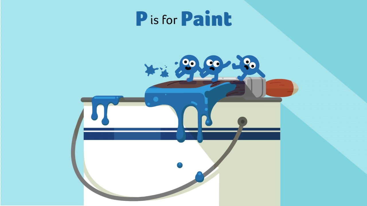 VIVA Presents, P is for Paint - YouTube
