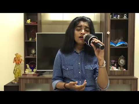 Indian girl singing Arabic song - Ah we noss arabic song - Cover by Ritika Nair