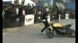BTL Marketing - TVS Bike Stunt Show GIP Noida final by RC&M India Experiential Marketing Agency