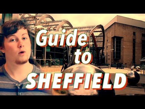 Forge TVs Guide to Sheffield