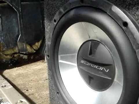 Crazy Subwoofer Bass Test - Loudest 10hz Harmonica Sweep Ever - EXO Insane Car Audio Excursion