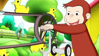 Curious George 🐵George and Allie's Game Plan 🐵Kids Cartoon 🐵 Kids Movies 🐵Videos for Kids