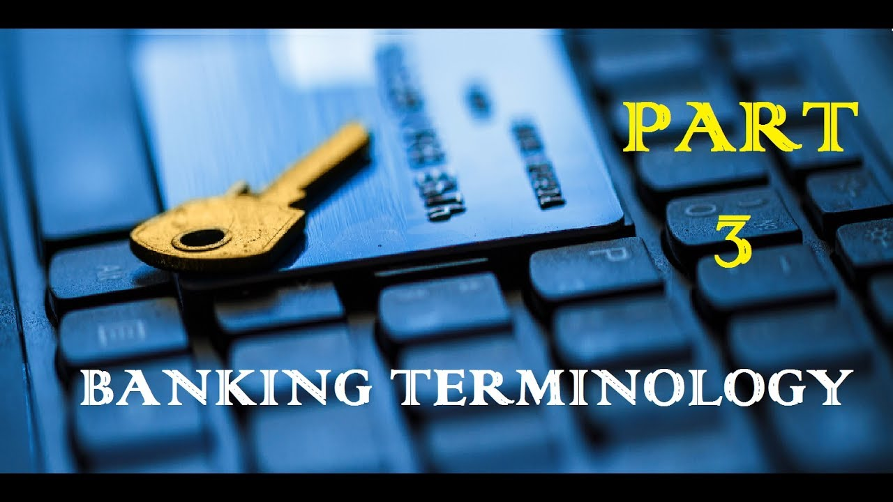 banking terminology Mintcom is straightforward and easy to use but the site does require some financial knowledge don't worry—using mintcom doesn't require a degree in finance.
