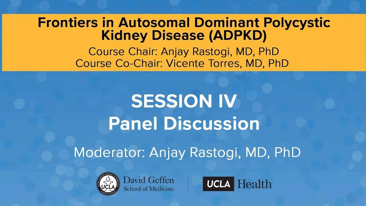 ADPKD Symposium Panel Discussion